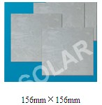 Poly silicon wafer